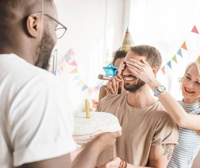 feliz cumpleaños hombre