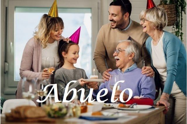 frases de cumpleaños para mi abuelo
