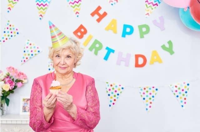 frases de cumpleaños para una abuela